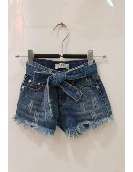 Short en jean destroy - Mini Sam
