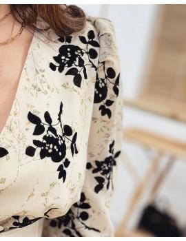 Robe fleurie - Camila