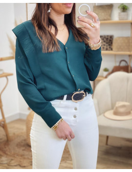 Chemise à épaulettes - Capri